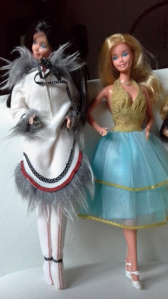 Barbie Snow and Princess