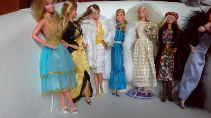 Barbie - from my collection